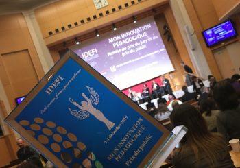 Prix du public « Mon innovation pédagogique »