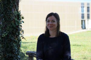 Photo portrait Justine Laurent