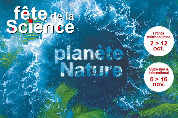 Illustration Fête de la Science 2020
