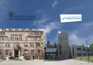 Image Campus Mulhouse et Fribourg-en-Brisgau