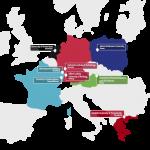 EPICUR Map