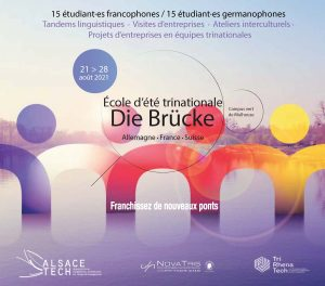 Image die Brücke (Affiche face)