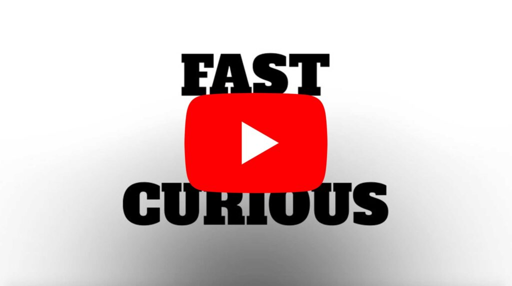 Miniature YouTube vidéo Fast & Curious