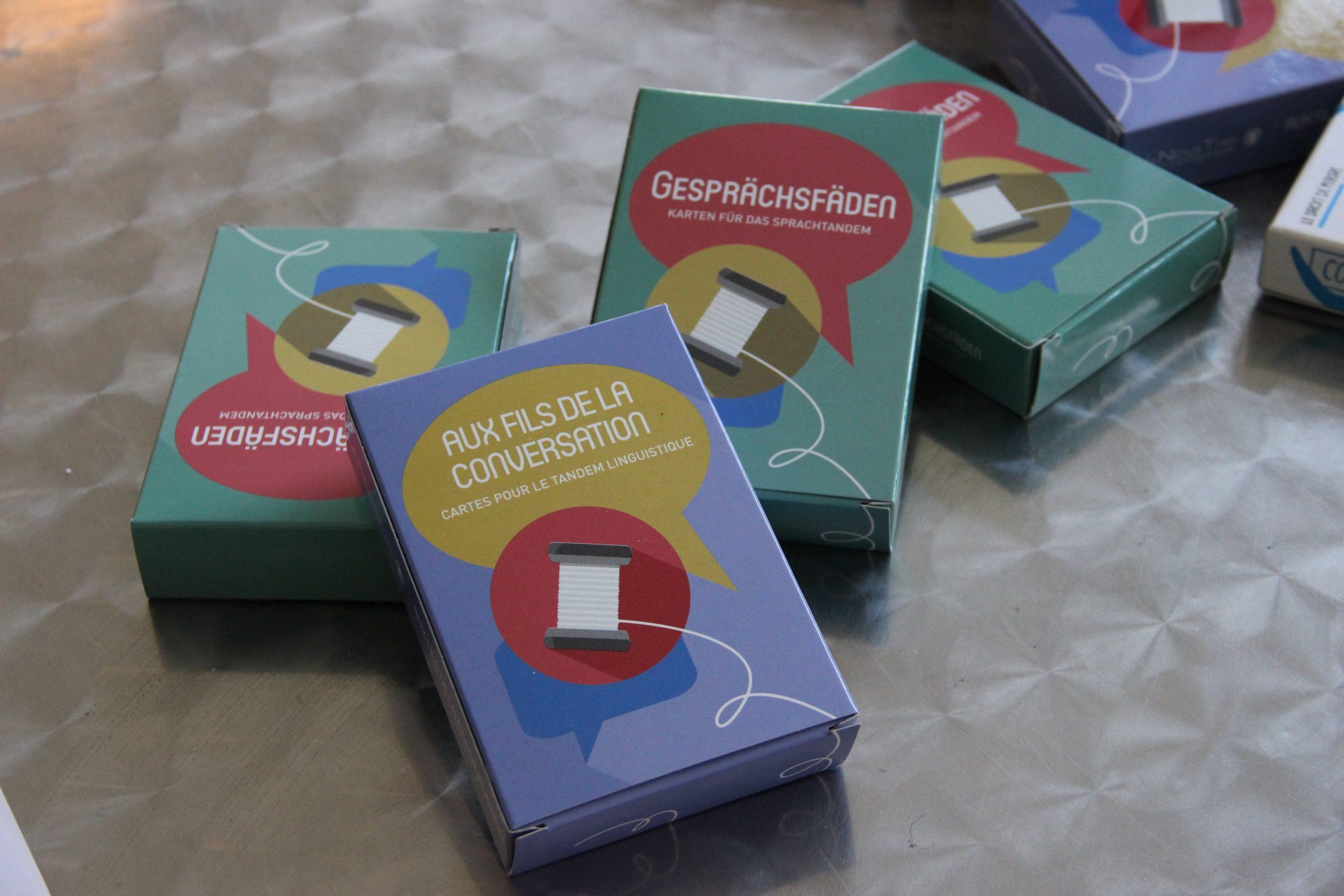 Tandem Cards