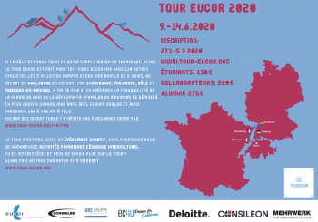 Tour Eucor 2020