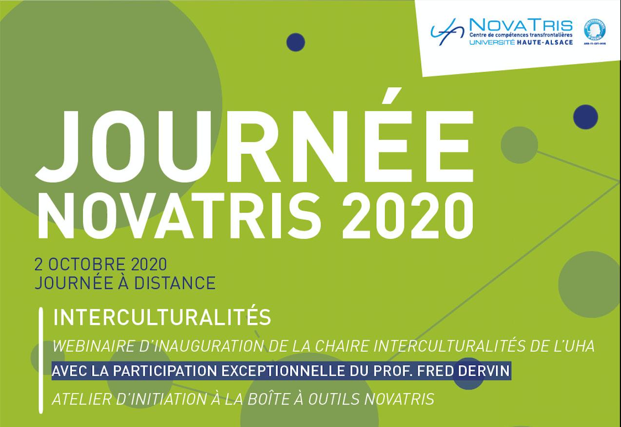 Visuel Journée NovaTris 2020