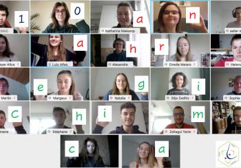 Regio Chimica fête ses 10 ans : découvrez l'exposition virtuelle imaginée par les étudiants !